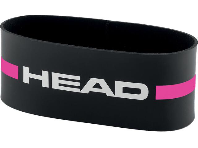 Head 3mm Bandana Black/Pink